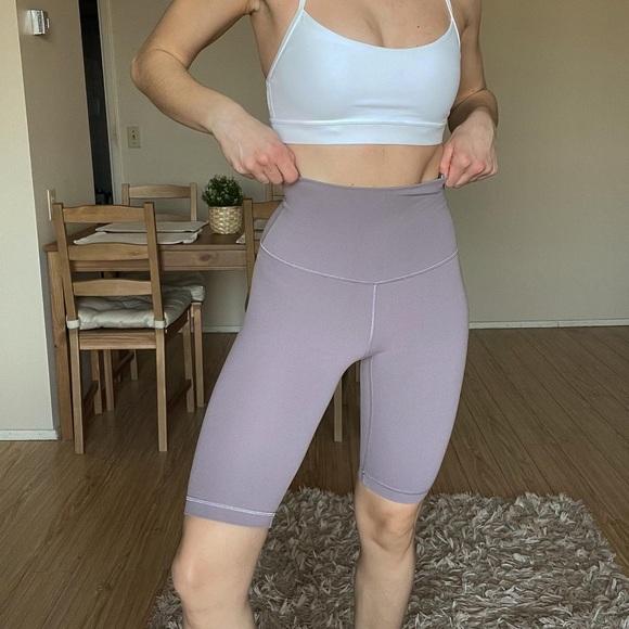 Lululemon High Rise Align Shorts